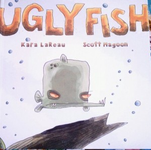 ugly fish book